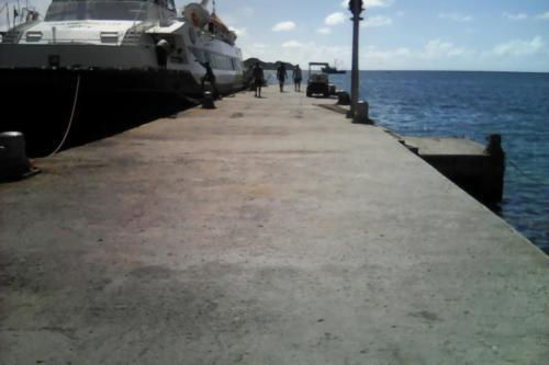 Union Island Main Jetty